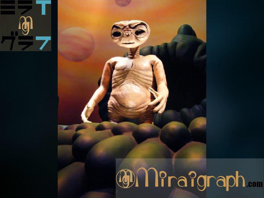 【ユニバーサルスタジオ】人気アトラクション「E.T.」がなくなった理由は!? 12月4日はE.T.の日『今日というミライグラフ365』