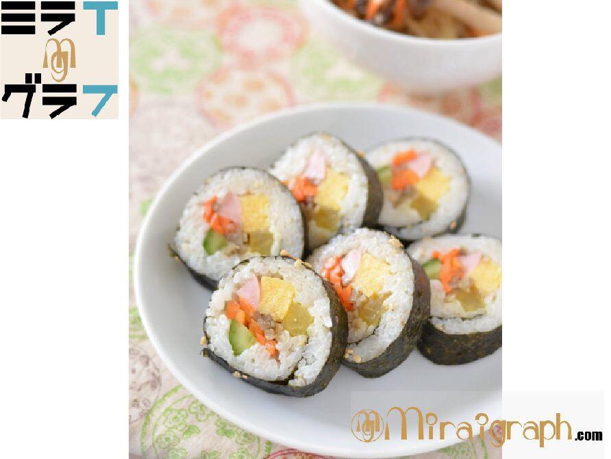 海苔(のり)は髪にいいって本当だった!?驚異的に豊富なビタミン&ミネラルをその他食品と比較 2月6日は海苔の日