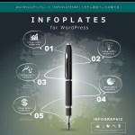 INFOPLATE5WPが今までの1カラムサイトの常識を変える?!