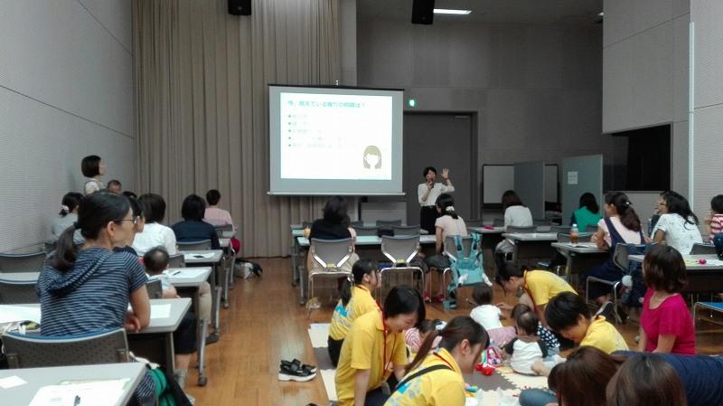 清水悦子先生 みらいママ講座 夜泣き 赤ちゃんと一緒にすやすや安眠講座 育児 睡眠