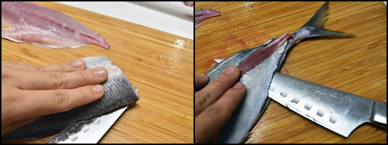 魚のさばき方 みらいママ講座