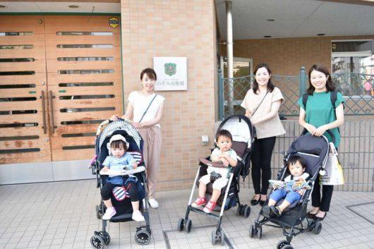 幼稚園の取材 みらいママ幼稚園サイト