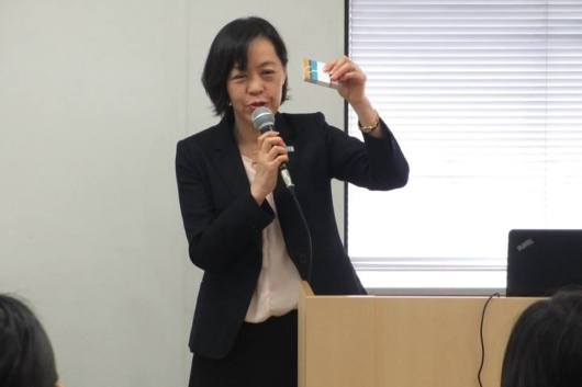 キャリアトランプ みらいママ講座 近藤眞寿美先生 キャリアトランプ2