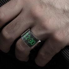 """ついに本命登場!?指輪型のウェアラブル端末""""Smarty Ring""""がスマートウォッチより便利そう"""