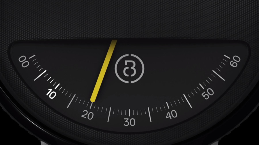 image : Span - A modern timepiece on Vimeo