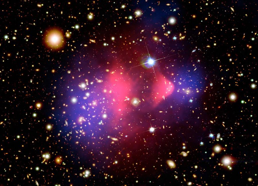 NASA Finds Direct Proof of Dark Matter
