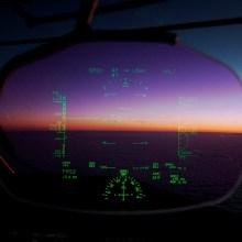 航空機のパイロットを支える情報投影装置、「HUD」の写真ギャラリー