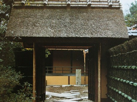 Michiyuki and the Katsura Imperial Villa