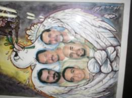 Paloma y Cinco Héroes