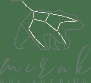 Logotipo de Mirak Gallery Kids