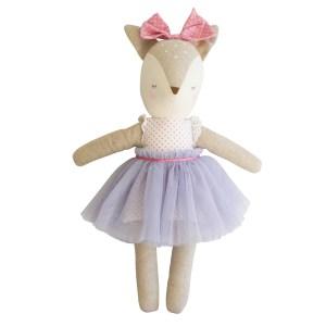 AR Dottie Deer Ballerina - Mist 40cm