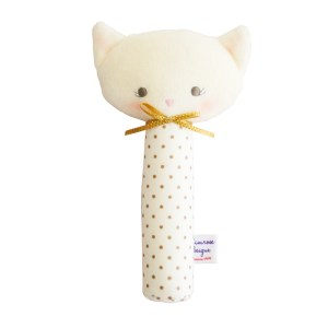 AR Squeaker Kitty - Gold