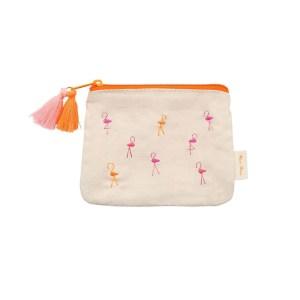 MM Flamingo Purse