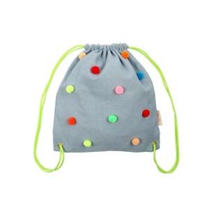 MM Pom Pom Backpack