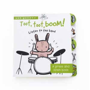 WG Press and Listen - Toot, Toot, Boom