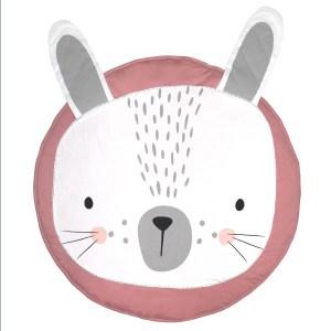 MF Playmat - Bunny Rose