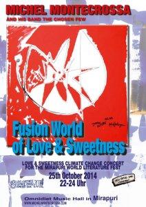Fusion-World-of-Love-Sweetness-Plakat