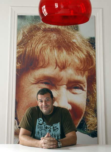 César García sra. rushmore elpais entrevista