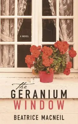 Geranium Window Cover