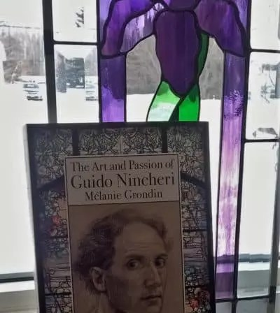The Art and Passion of Guido Nincheri by Mélanie Grondin