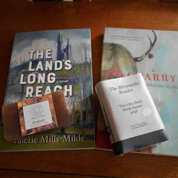 """The Very Best!"""" Book Awards • The Miramichi Reader"""