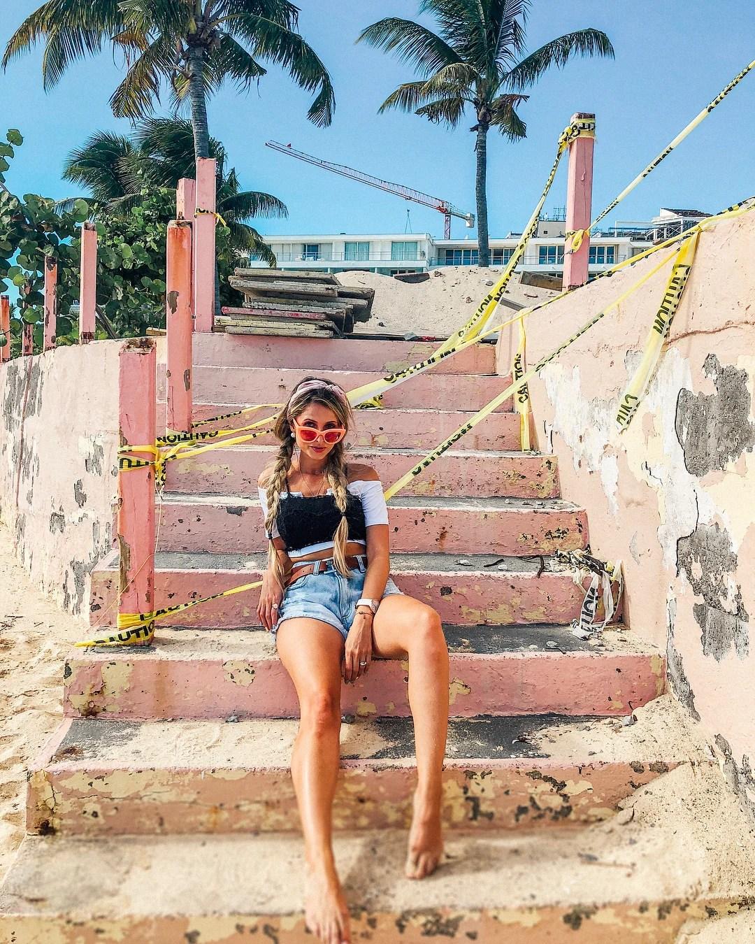 Inspiração de fotos na praia