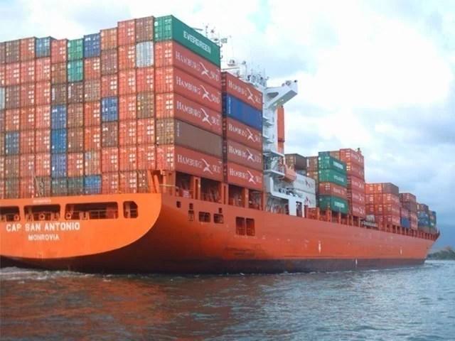navio-de-container