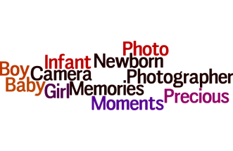Baby Photography words