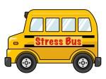 stress bus, work stress, life stress