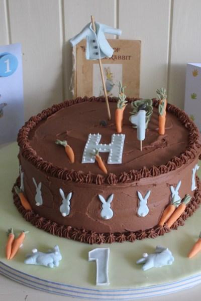 Peter Rabbit Tea Party