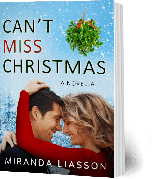 "Image of bookcover ""Can't Miss Christmas"" by Miranda Liasson"