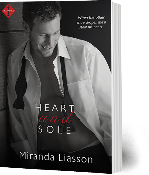 """Heart and Sole"" by Miranda Liasson"