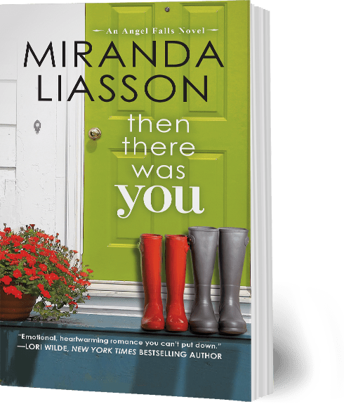 Book Cover: Then There Was you by Miranda Liasson is now on SALE for only $2.99 through the month of July.