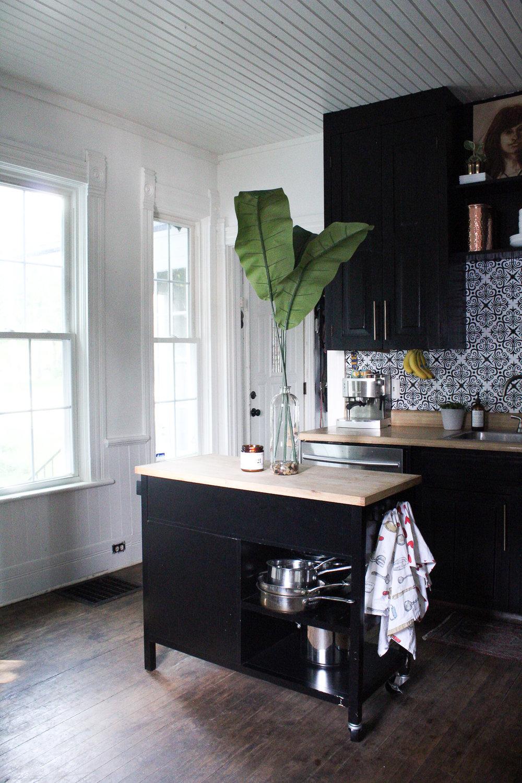 My $500 Kitchen Refresh Reveal with Cost Breakdown | Miranda Schroeder Blog  www.mirandaschroeder.com