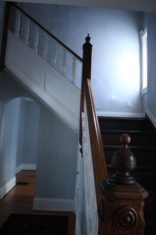 Entryway Makeover: A Before & After on a Budget | Miranda Schroeder Blog  www.mirandaschroeder.com