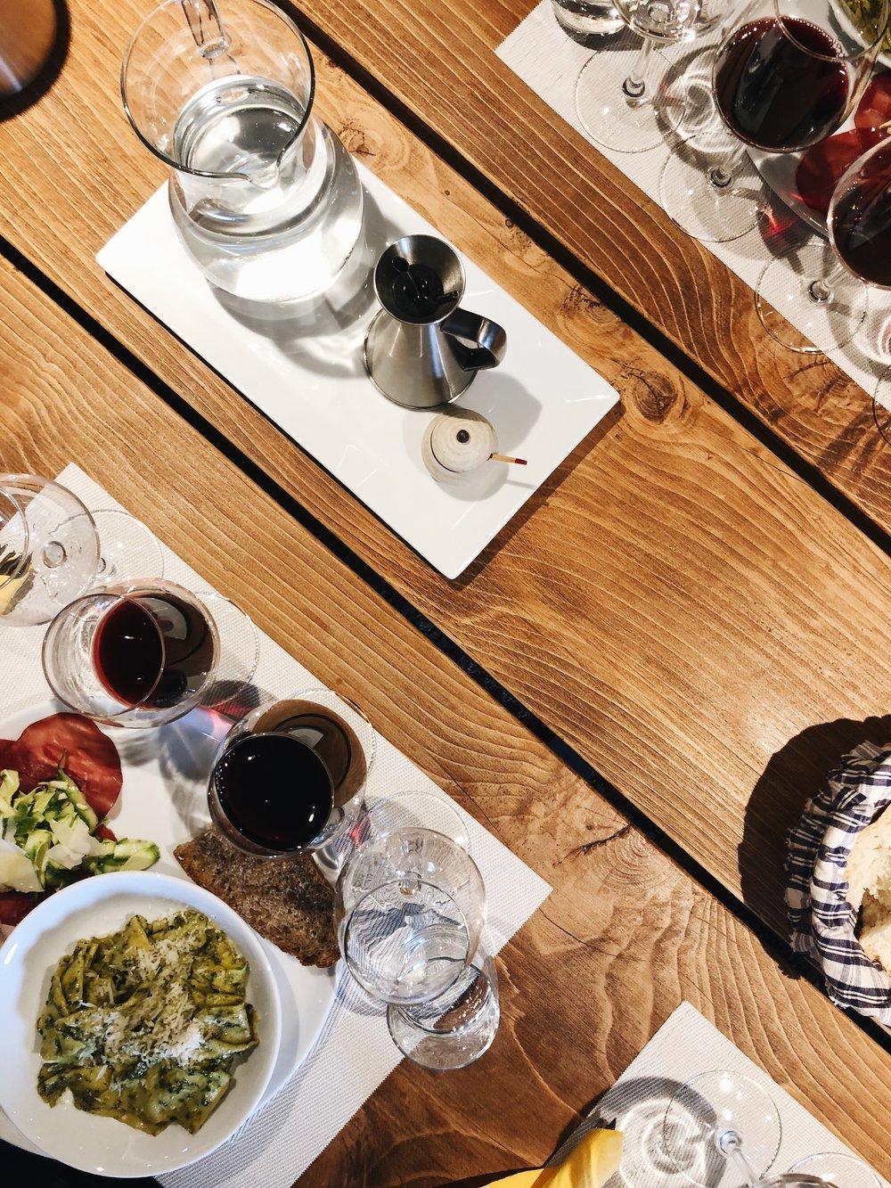 La Lastra Winery Tour in Sienna Italy   Miranda Schroeder Blog  www.mirandaschroeder.com
