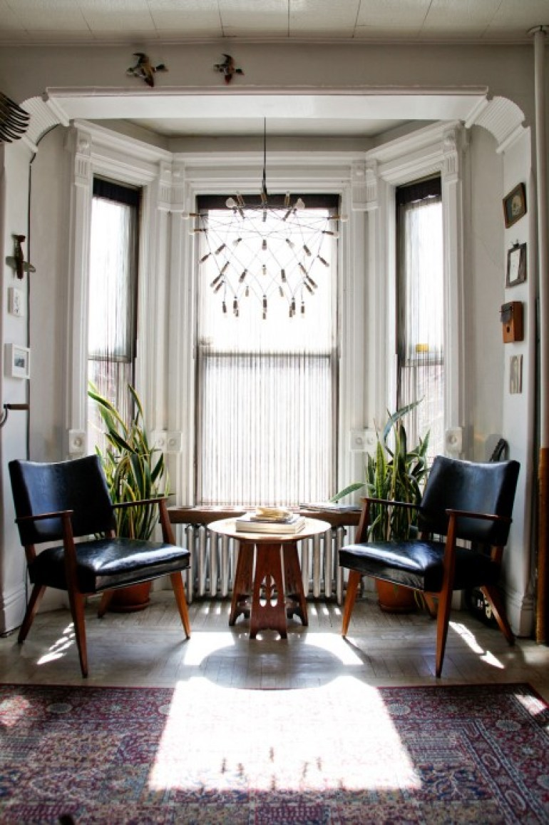 How to Style a Bay Window | Miranda Schroeder Blog