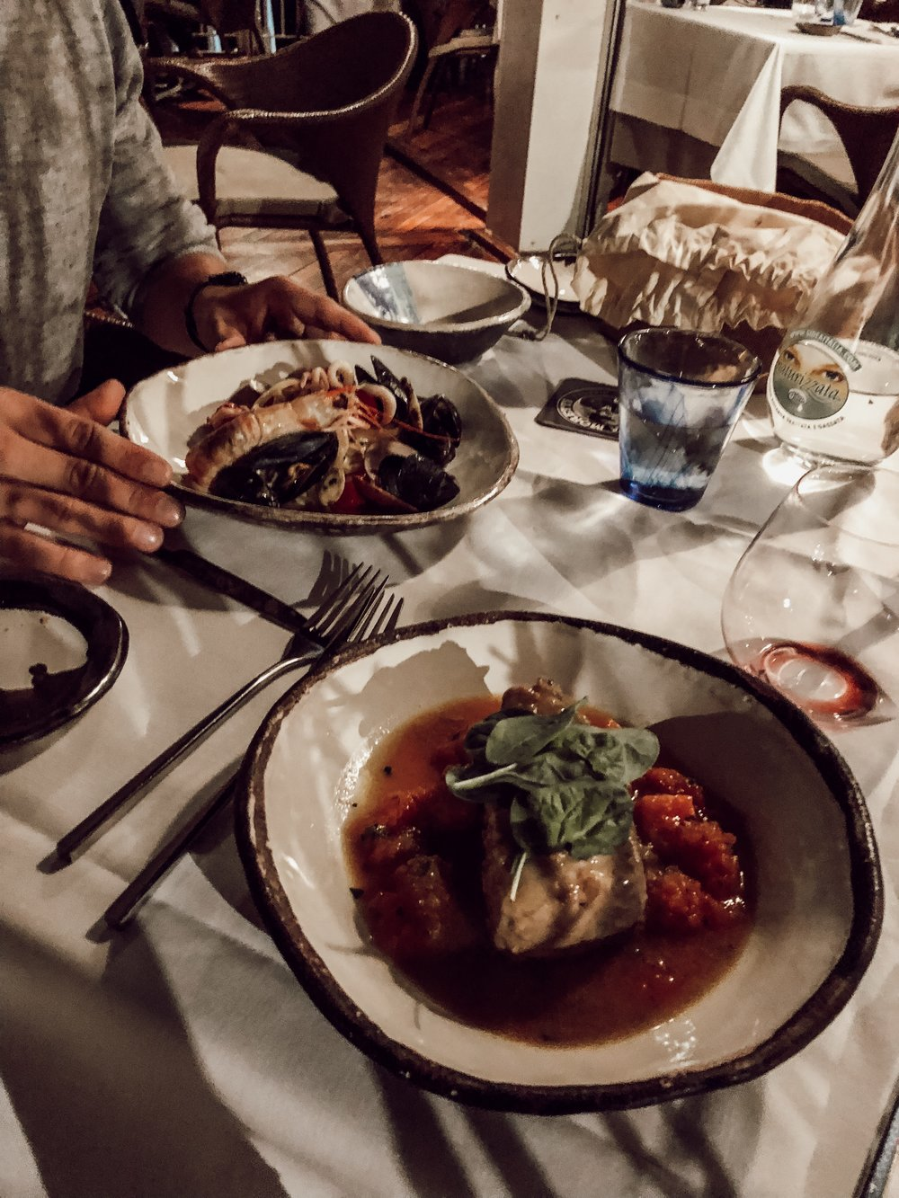 Where to Eat Dinner in Amalfi, Italy | Miranda Schroeder Blog