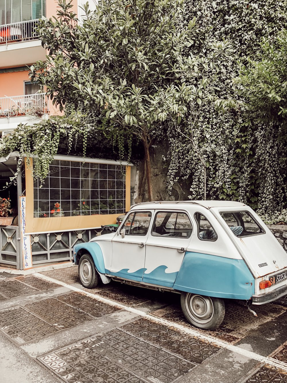 A Day in Amalfi, Italy | Miranda Schroeder Blog