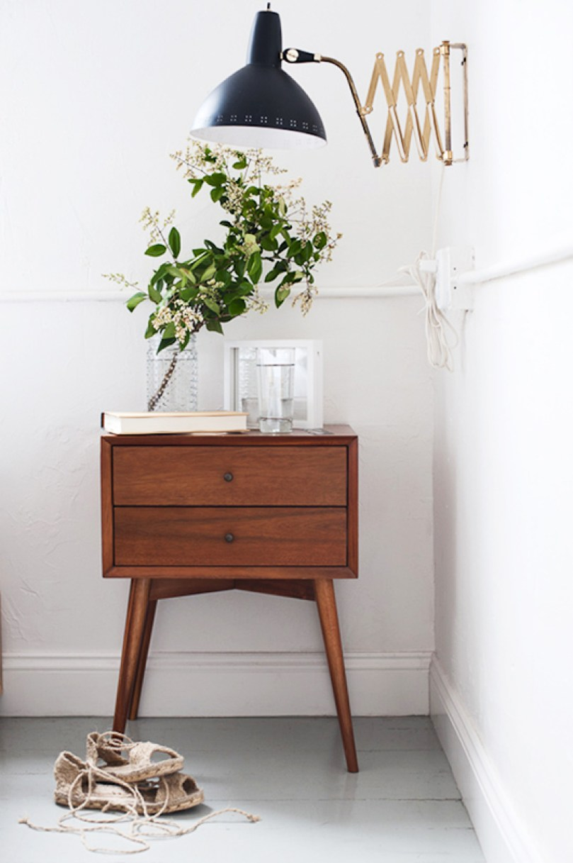 How To Style Nightstands For Everyday Use Miranda Schroeder