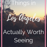 Tourist Attractions in L.A. You Should Experience