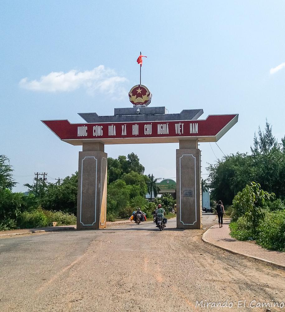 Ingreso a Vietnam