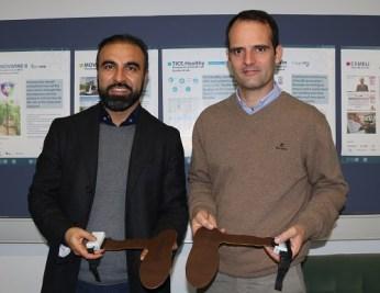 Mahmoud Tavakoli e António Lindo da Cunha