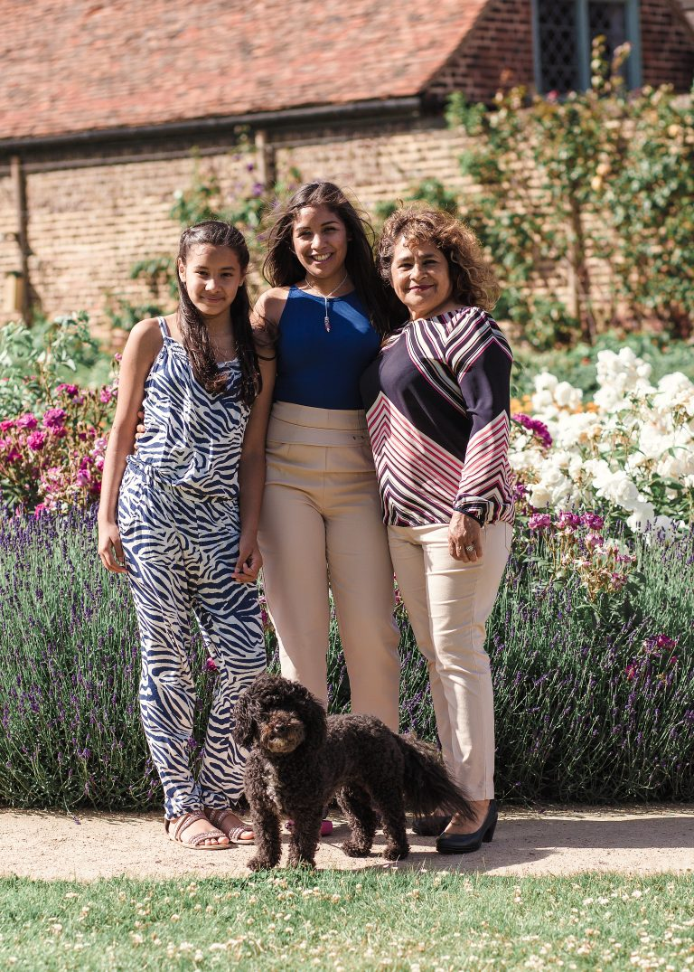 mum and children photo London family photographer