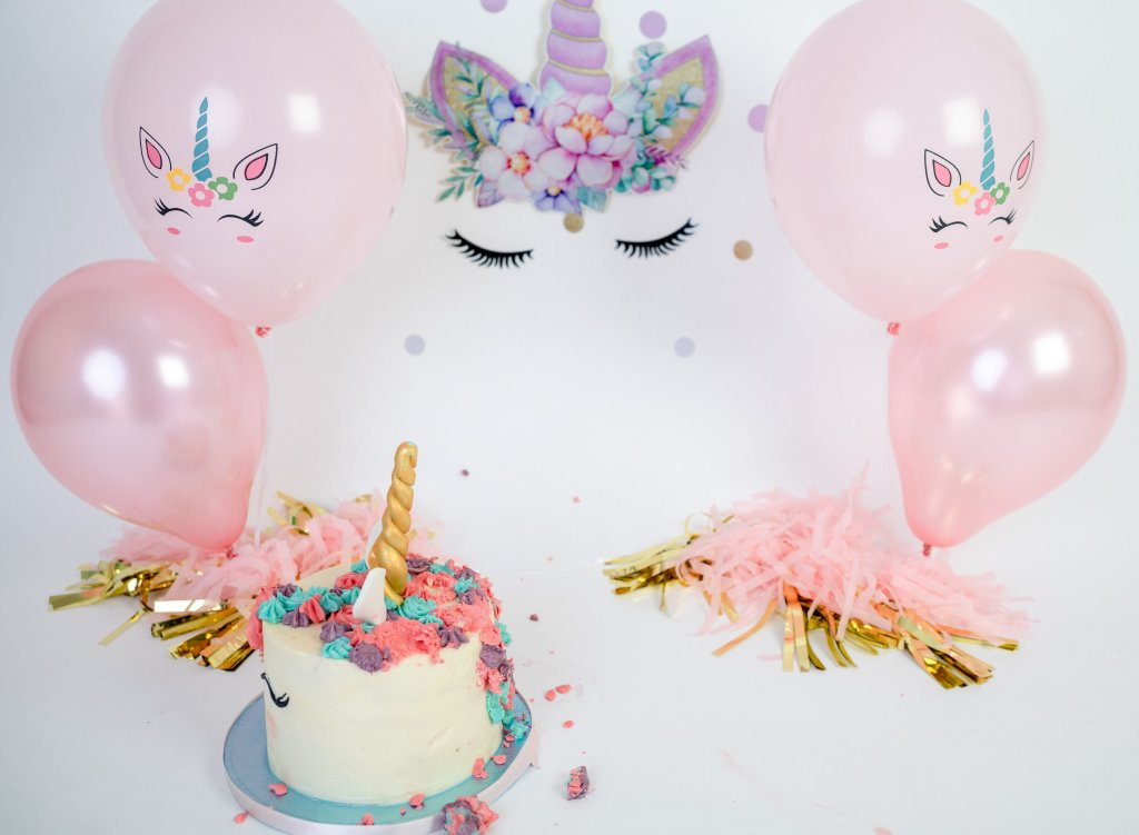 Birthday cake smash photography London Enfield Photographer