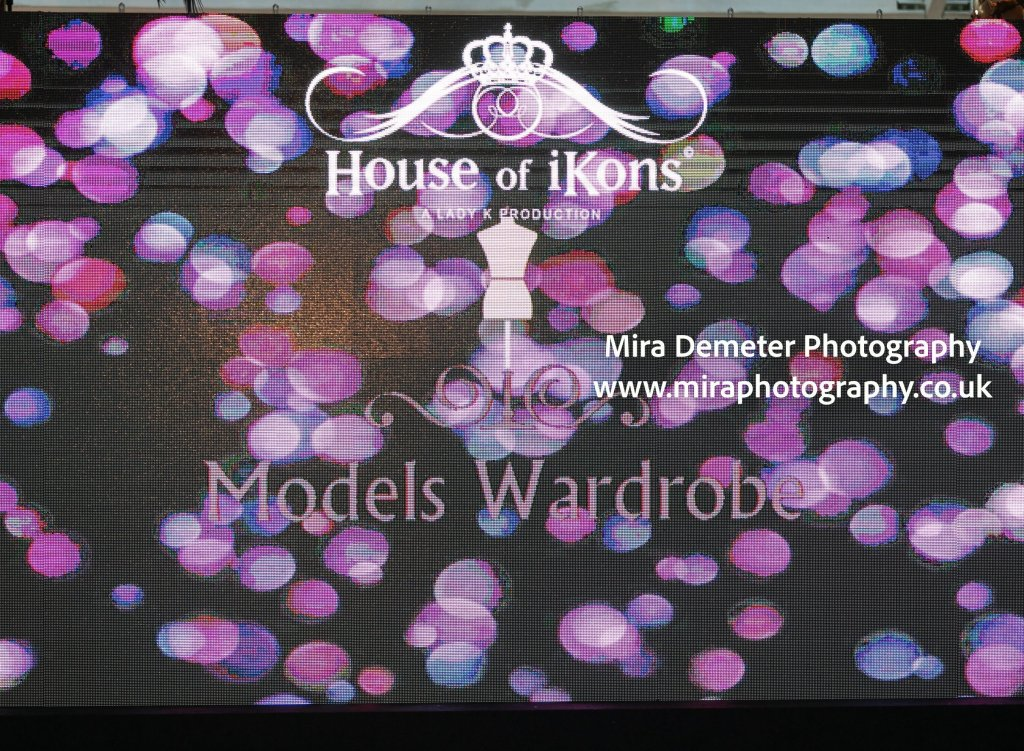 House of Ikons London Fashion Show 2019 children catwalk mira demeter photography