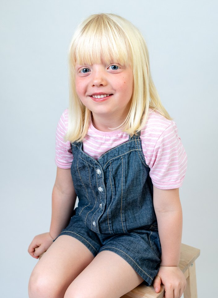 child headshot portfolio update London Enfield Photographer
