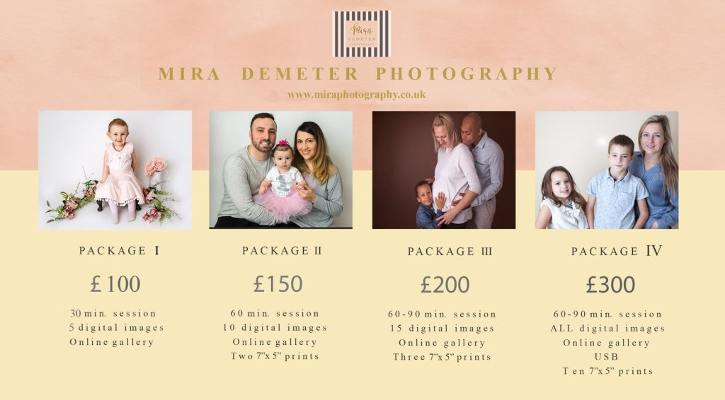 family studio photography mira demeter photography