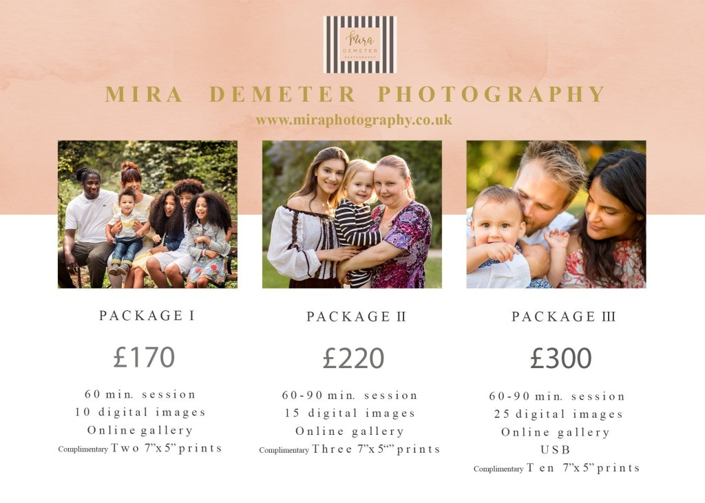 Taking photos of children and families in Enfield, Barnet, Winchmore Hill, Palmers Green and North London or Hertfordshire - a professional photographer