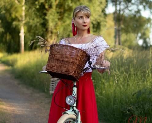 Fahrrad Saison